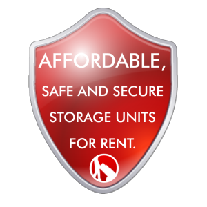 Affordable safe and secure storage untis for rent with Stor-It